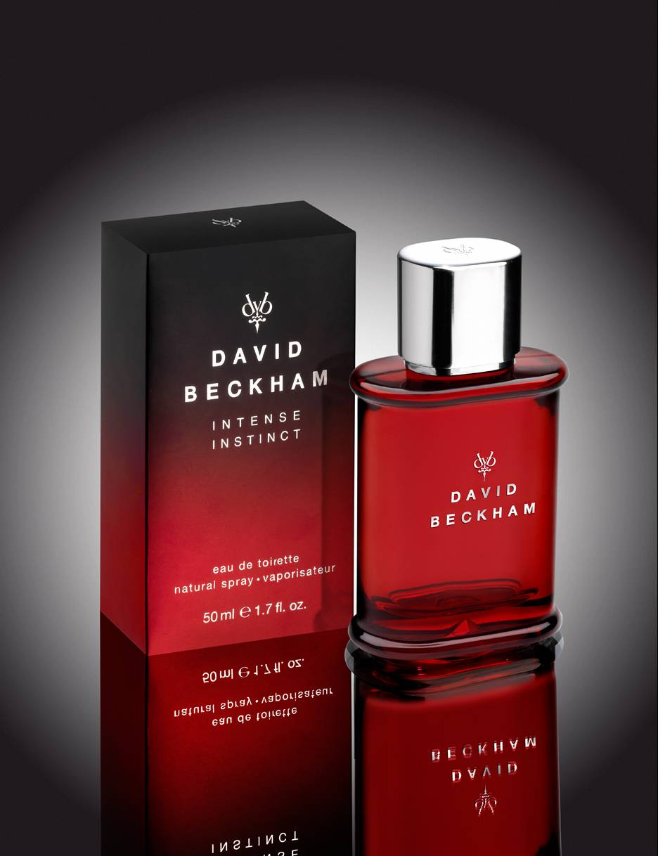 Intense Instinct David... David Beckham Cologne