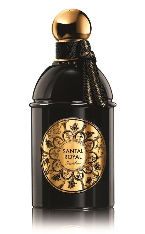 Rose Perfume: Santal Royal Guerlain Perfume