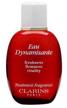 Eau Dynamisante Clarins for women and men