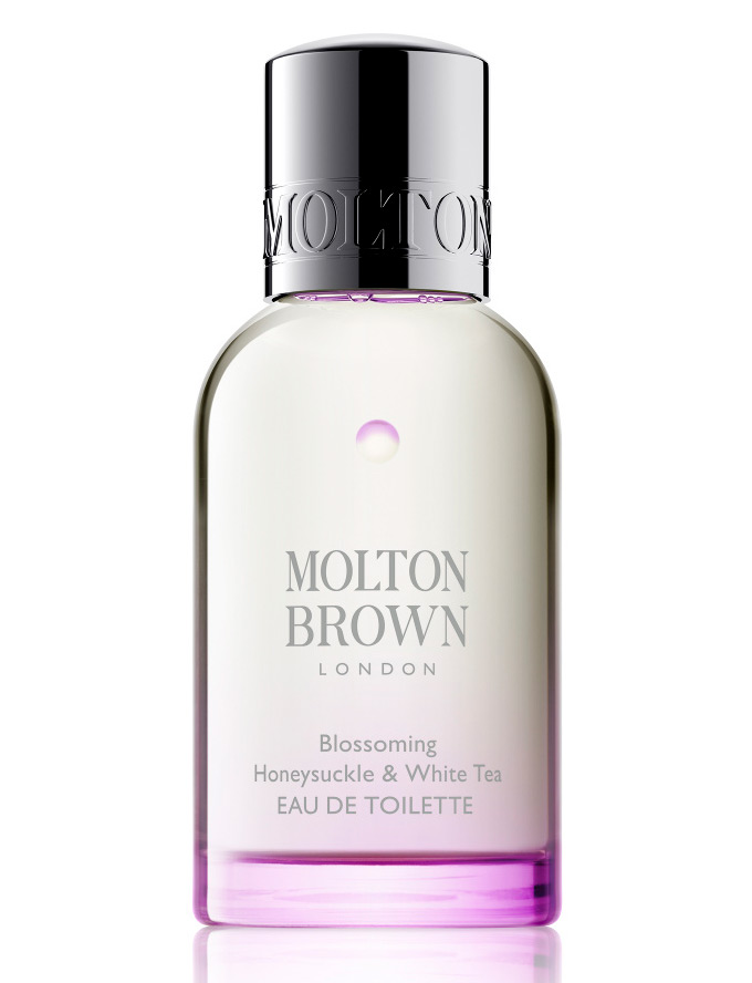 Blossoming honeysuckle white tea molton brown perfume for Best molton brown scent