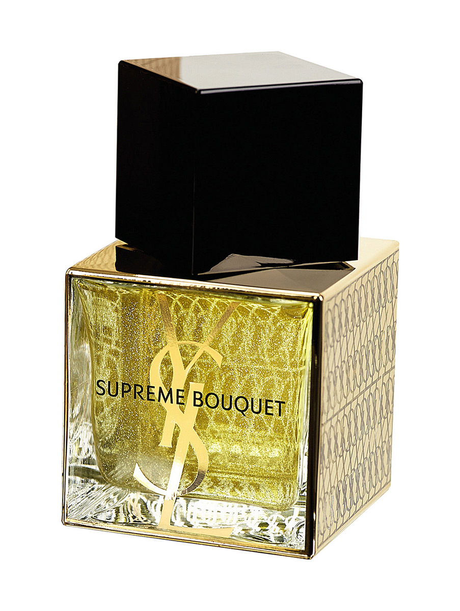 supreme bouquet luxury edition yves saint laurent perfume a new fragrance for women and men 2014. Black Bedroom Furniture Sets. Home Design Ideas