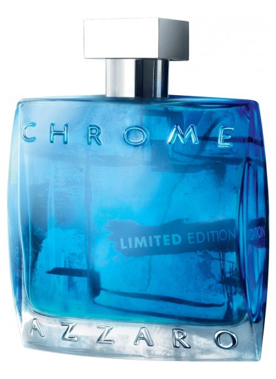 Azzaro chrome limited edition 2015 azzaro cologne a new for Chrome azzaro perfume