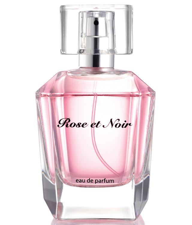 Rose et noir dilis parfum perfume a new fragrance for for Chambre baroque rose et noir