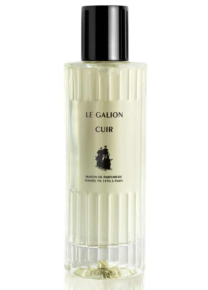 cuir le galion perfume a new fragrance for women and men 2015. Black Bedroom Furniture Sets. Home Design Ideas