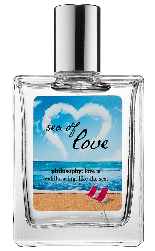 Sea of Love Philosophy perfume - a new fragrance for women ...