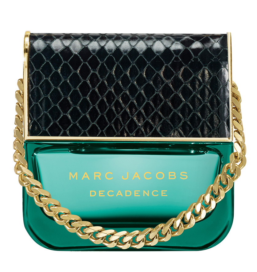 decadence marc jacobs perfume a new fragrance for women 2015. Black Bedroom Furniture Sets. Home Design Ideas