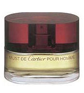 Must de Cartier Pour Homme  Cartier for men