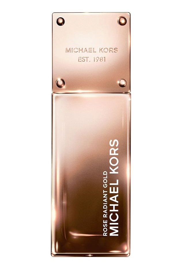 rose radiant gold michael kors perfume una nuevo. Black Bedroom Furniture Sets. Home Design Ideas