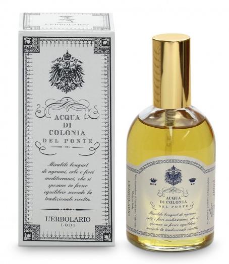 Acqua di colonia del ponte l erbolario perfume a fragrance for women and men - Depurare l acqua di casa ...