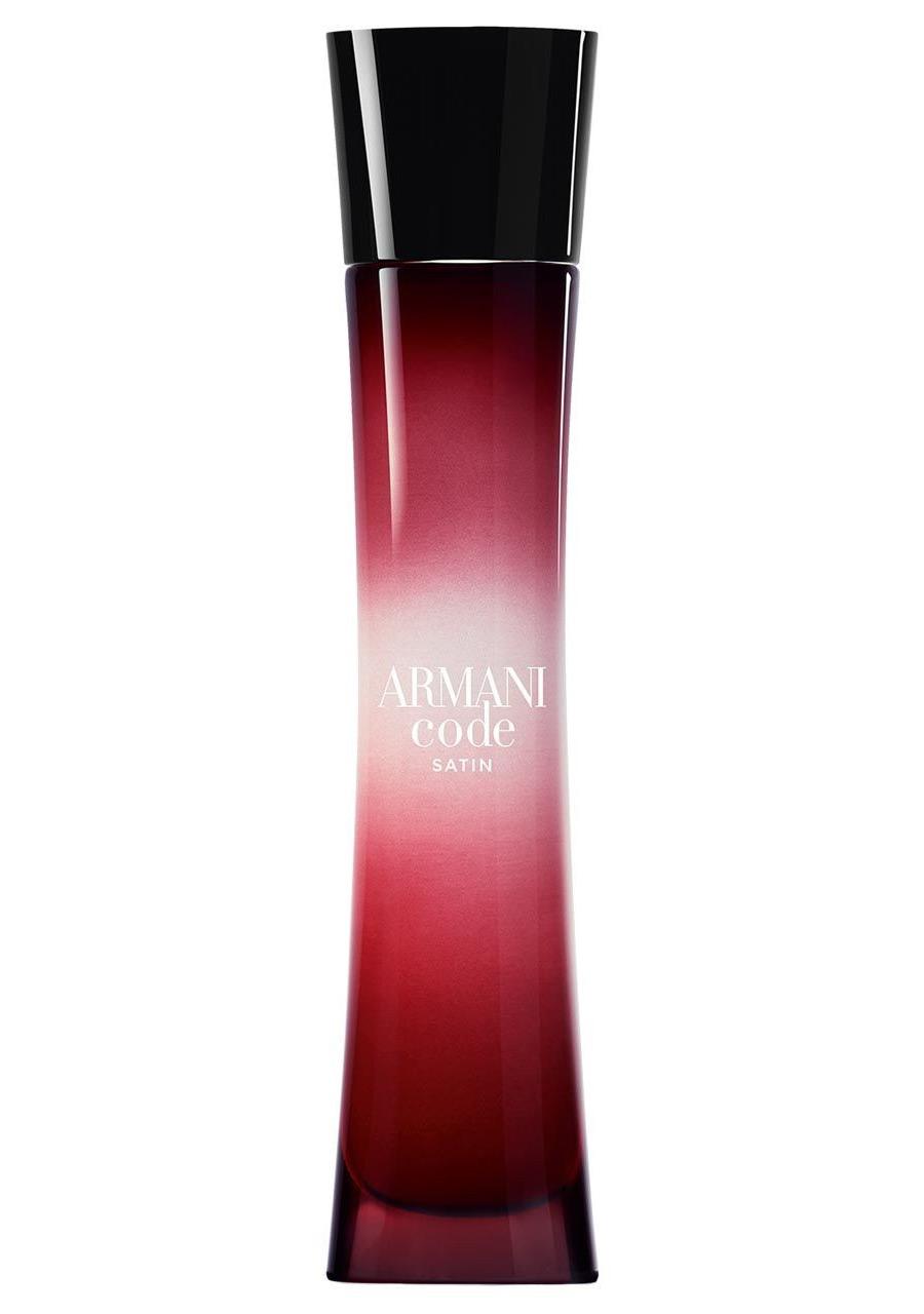 armani code satin giorgio armani perfume a new fragrance. Black Bedroom Furniture Sets. Home Design Ideas