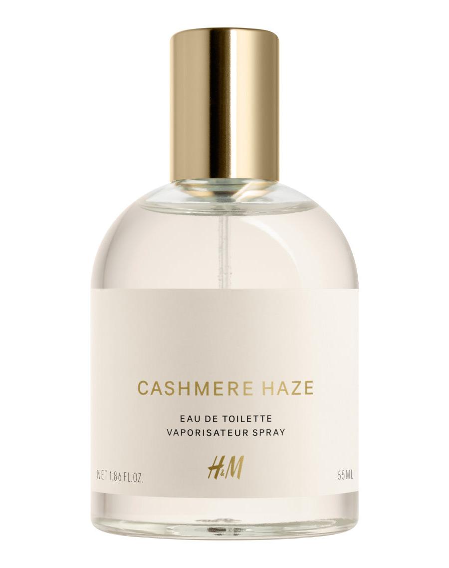 cashmere haze hm perfume a new fragrance for women 2015. Black Bedroom Furniture Sets. Home Design Ideas