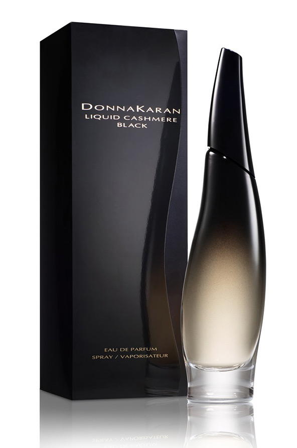 Liquid Cashmere Black Donna Karan perfume - a new ...