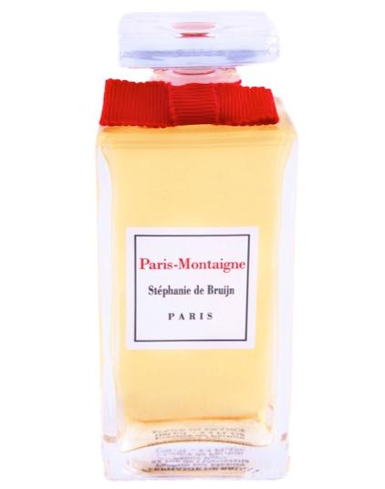 paris montaigne stephanie de bruijn parfum sur mesure perfume a fragrance for women and. Black Bedroom Furniture Sets. Home Design Ideas