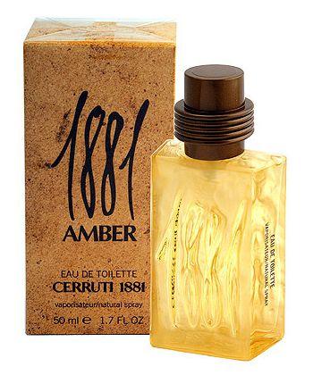 1881 amber pour homme cerruti cologne a fragrance for men 1881