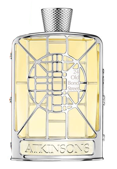 24 Old Bond Street Limited Edition Atkinsons perfume a