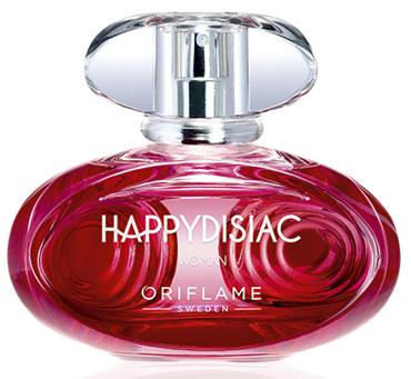 Happydisiac Woman Oriflame perfume - a new fragrance for