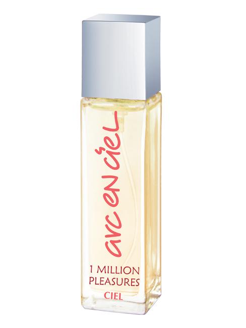 arc en ciel 1 million pleasures ciel parfum perfume a. Black Bedroom Furniture Sets. Home Design Ideas
