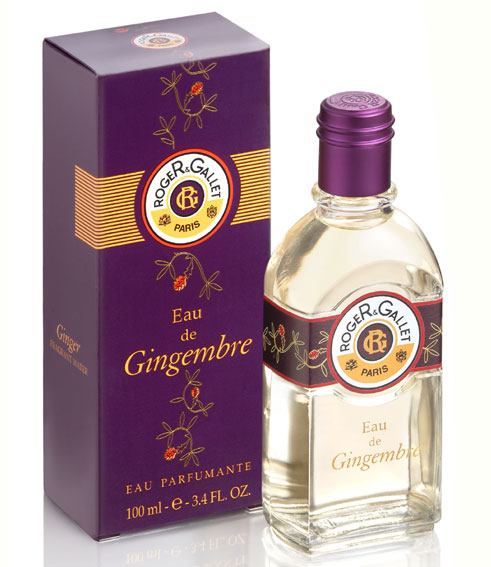 Eau de Gingembre Roger & Gallet perfume - a fragrance for