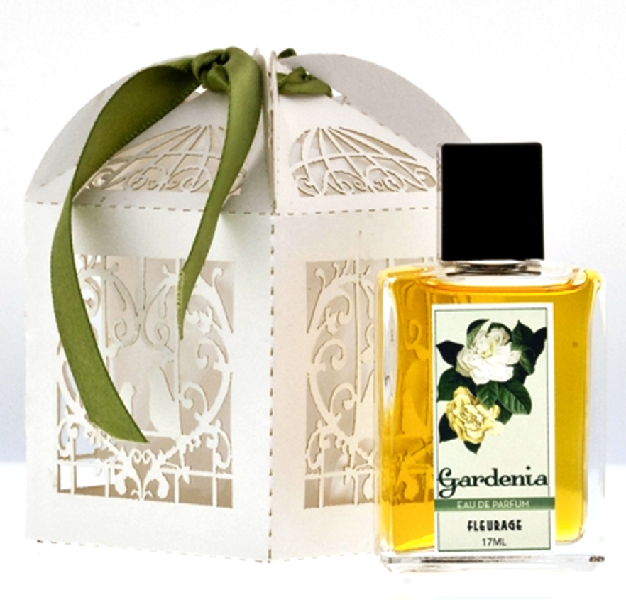 gardenia fleurage perfume a fragrance for women. Black Bedroom Furniture Sets. Home Design Ideas