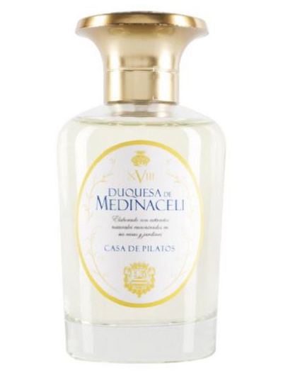 Casa de pilatos duquesa de medinaceli perfume a fragrance for women and men - Perfumes en casa ...