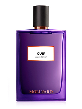 cuir molinard perfume a new fragrance for women and men 2015. Black Bedroom Furniture Sets. Home Design Ideas