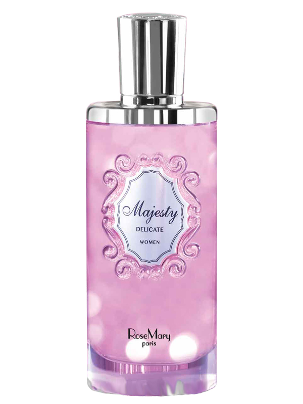 Rose Vanilla Perfume