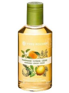 mandarine citron c dre yves rocher parfum un nouveau parfum pour femme 2016. Black Bedroom Furniture Sets. Home Design Ideas