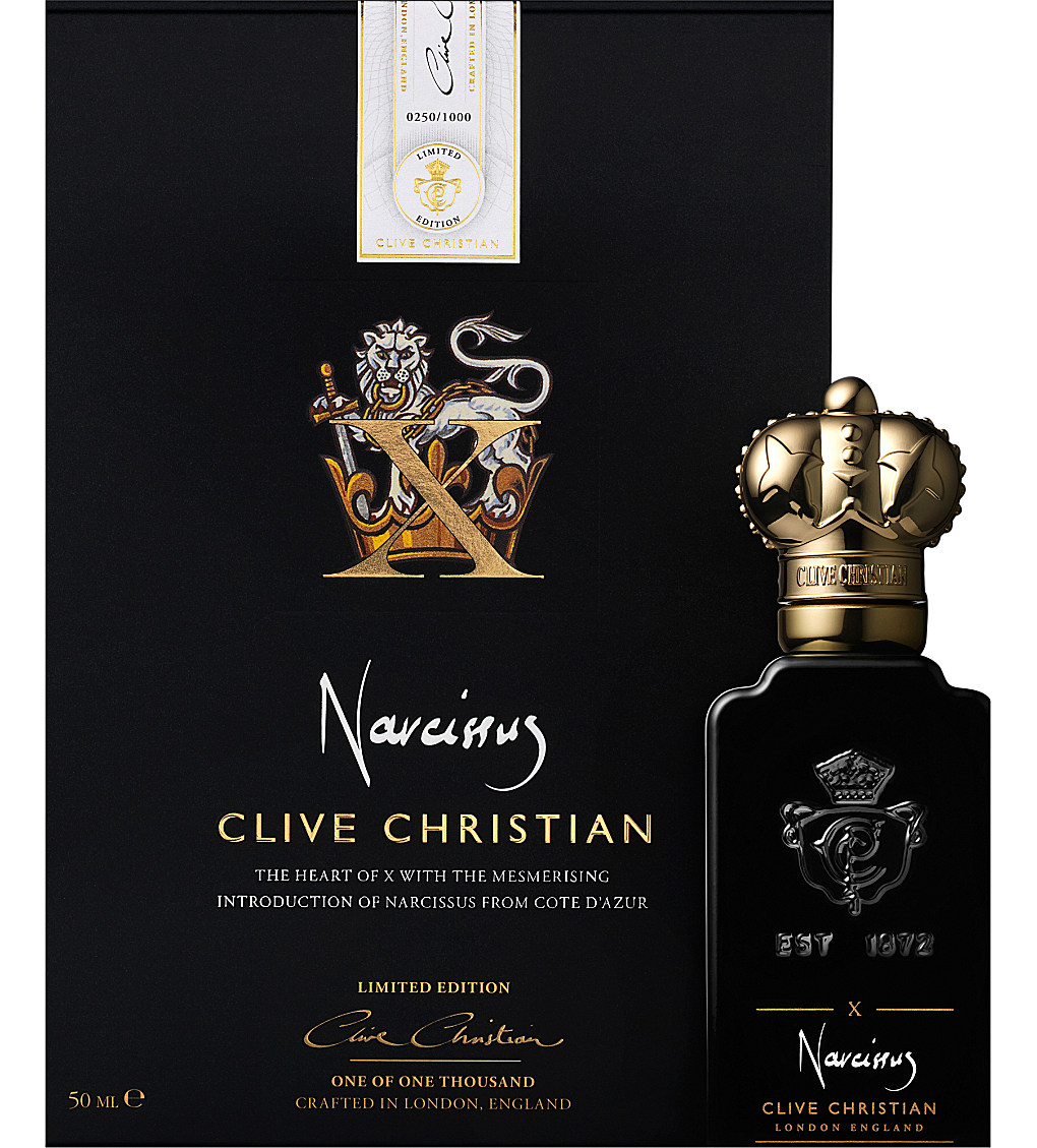 X twist narcissus clive christian perfume a new for Clive christian perfume