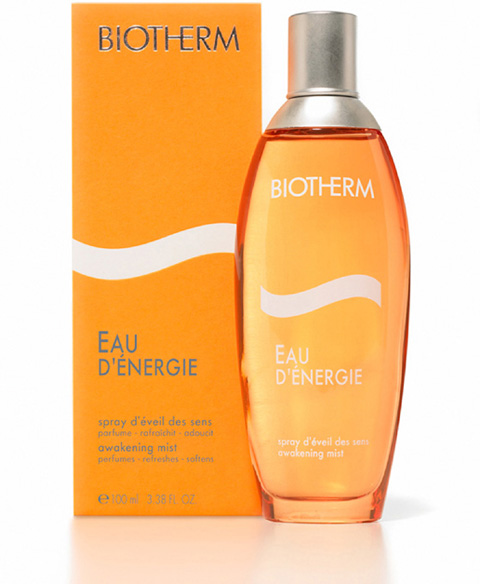 eau d 39 energie biotherm perfume a fragrance for women 2006. Black Bedroom Furniture Sets. Home Design Ideas