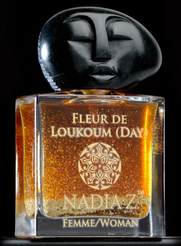 fleur de loukoum day nadia z perfume a fragrance for women. Black Bedroom Furniture Sets. Home Design Ideas