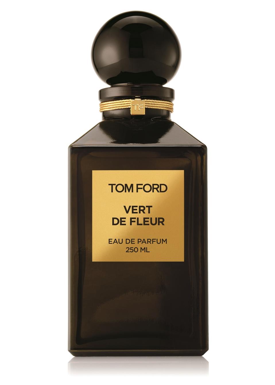 vert de fleur tom ford perfume a new fragrance for women and men 2016. Black Bedroom Furniture Sets. Home Design Ideas
