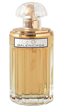 Le Dix Perfume Cristobal Balenciaga for women