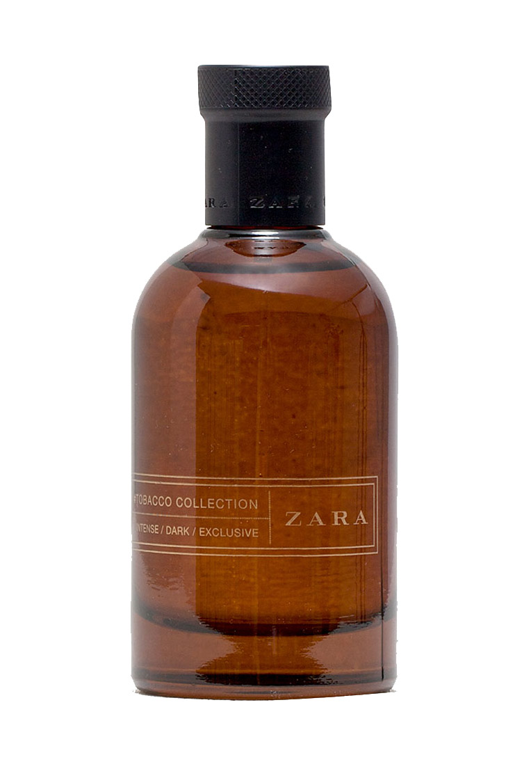 Tobacco Collection Intense Dark Exclusive Zara cologne