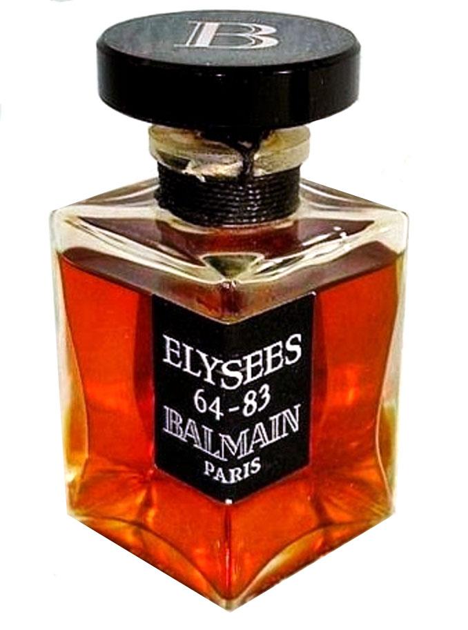 Rose Vanilla Perfume: Elysees 64 83 Pierre Balmain Perfume