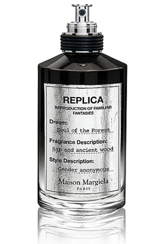 soul of the forest maison martin margiela perfume a new fragrance for women. Black Bedroom Furniture Sets. Home Design Ideas