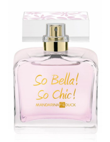So Bella So Chic Mandarina Duck Perfume A New