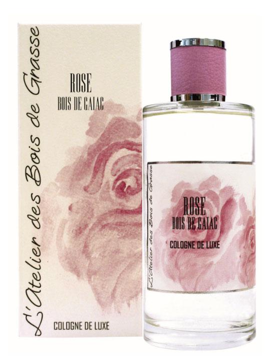 Rose Bois de Gaiac L`Atelier des Bois de Grasse perfume  ~ Atelier Du Bois De Rose