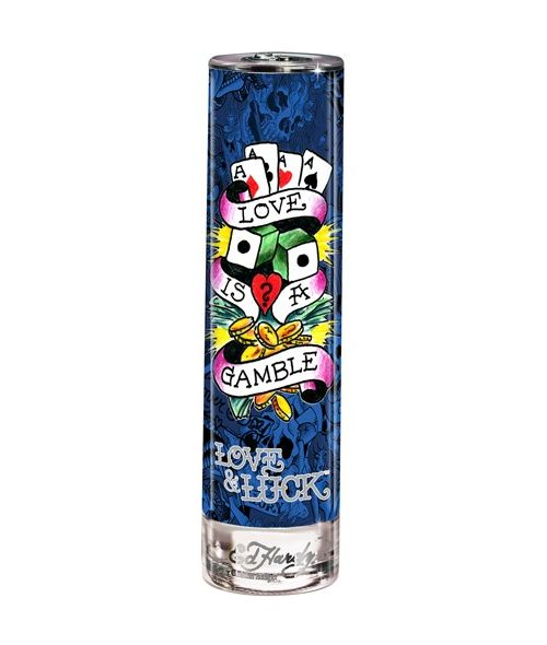 Ed Hardy Perfume: Ed Hardy Love & Luck For Men Christian Audigier Cologne
