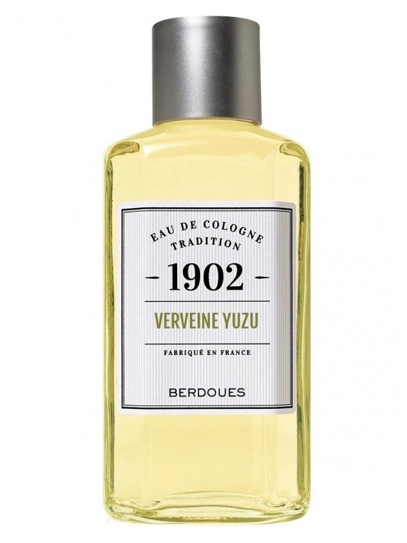 1902 verveine yuzu parfums berdoues cologne a new. Black Bedroom Furniture Sets. Home Design Ideas