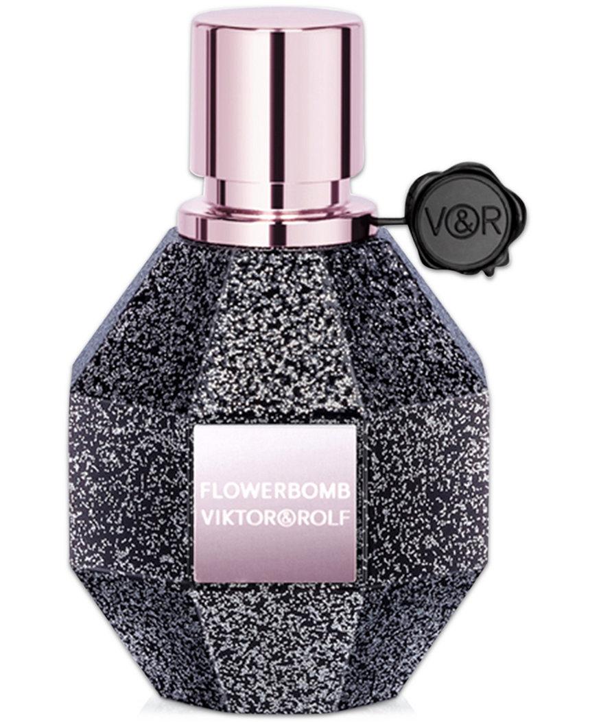 flowerbomb black sparkle viktor rolf perfume a new. Black Bedroom Furniture Sets. Home Design Ideas