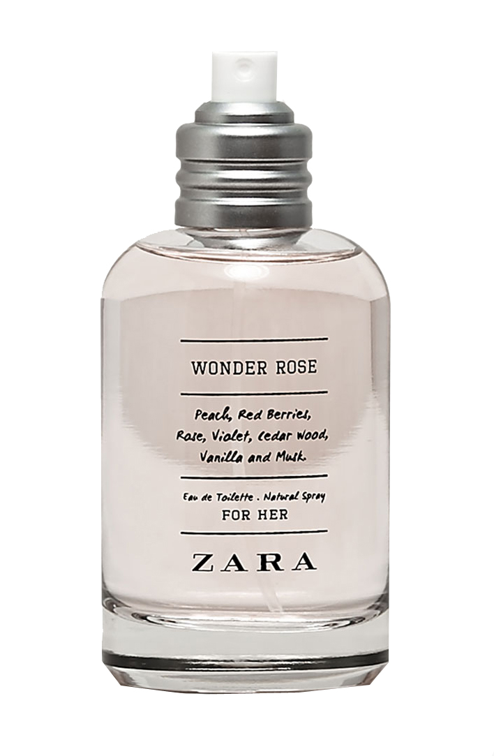 Wonder Rose Zara perfume
