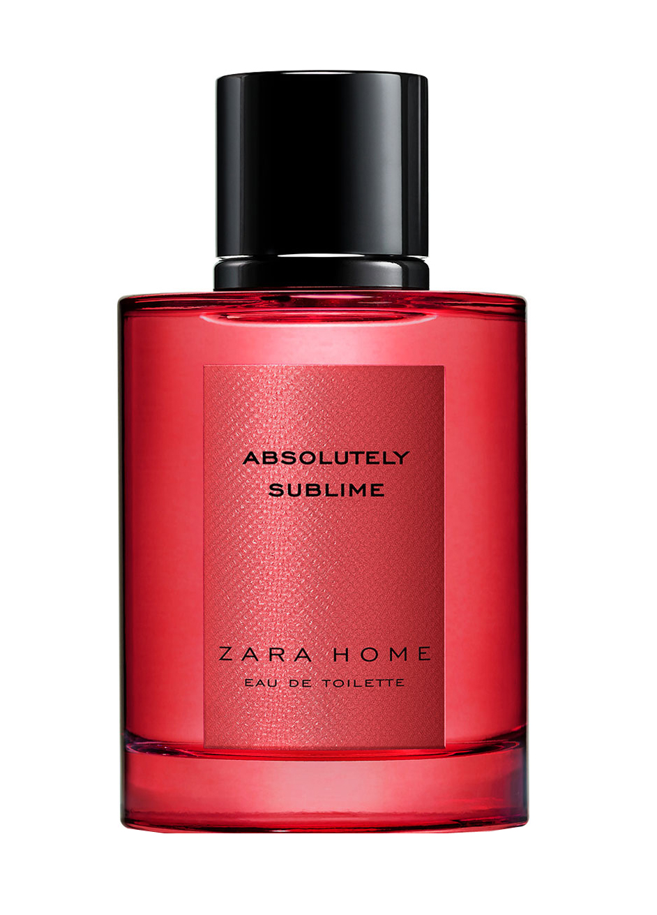 Absolutely Sublime Zara Home Perfume A New Fragrance For