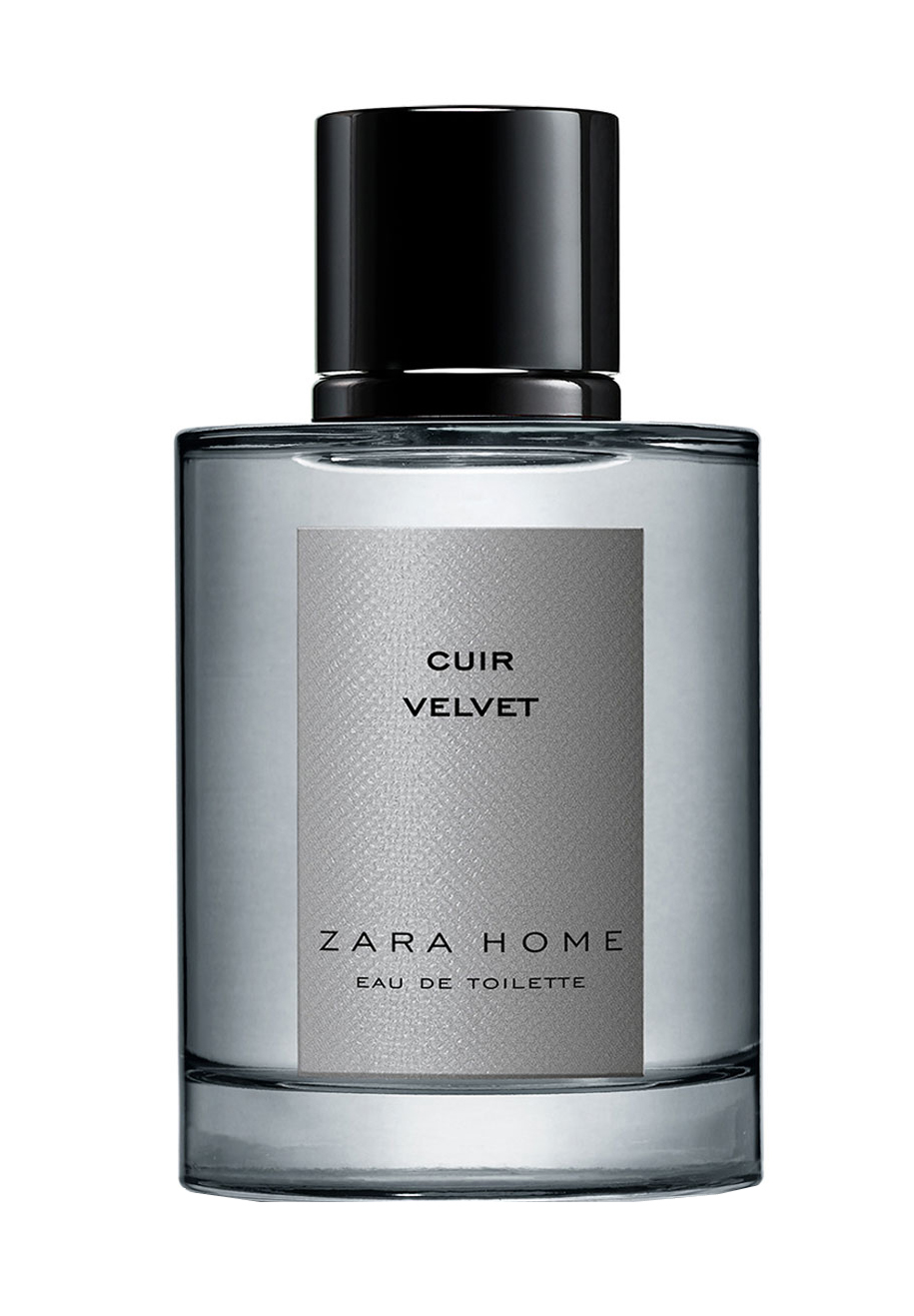 cuir velvet zara home perfume a new fragrance for women and men 2016. Black Bedroom Furniture Sets. Home Design Ideas