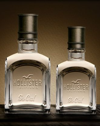 Socal Hollister perfume