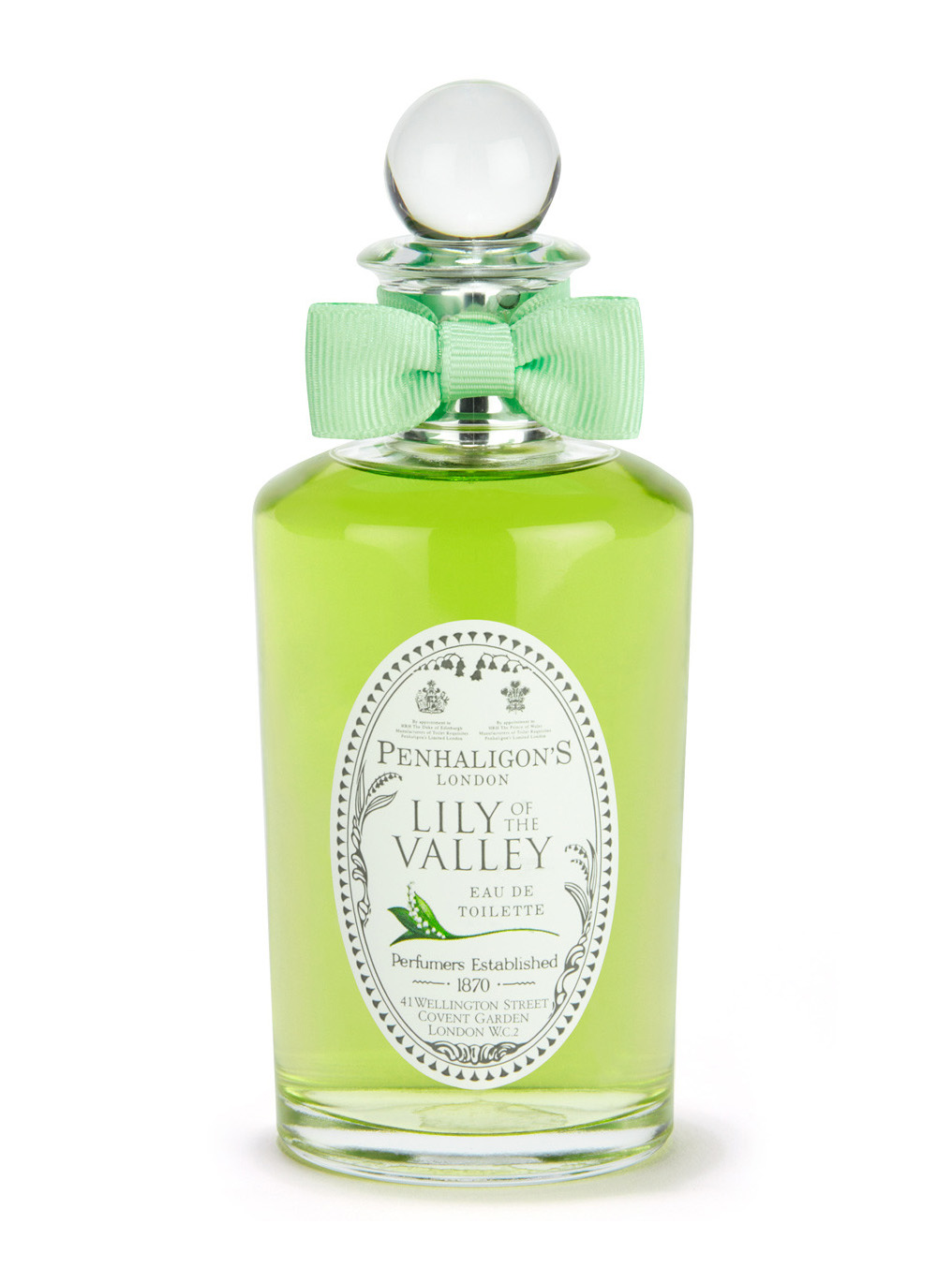 Perfumes with lily of the valley