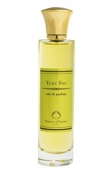 yuzu fou parfum d empire perfume a fragrance for women and men 2008. Black Bedroom Furniture Sets. Home Design Ideas