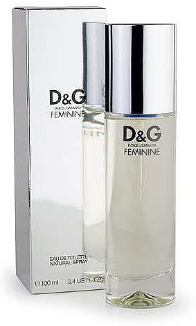 D&G Feminine  Dolce&Gabbana for women