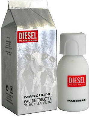 Plus Plus Masculine Diesel for men