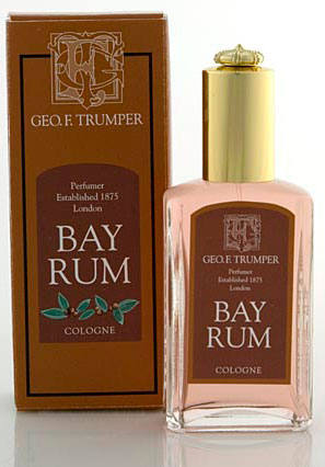 Bay Rum Cologne Geo. F. Trumper for men