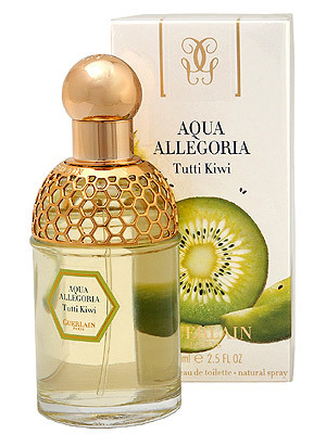aqua allegoria tutti kiwi guerlain perfume a fragrance for women 2005. Black Bedroom Furniture Sets. Home Design Ideas